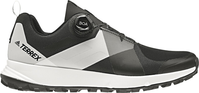 adidas TERREX Two Boa Trail Running Shoes Herre core blackgrey fourftwr white